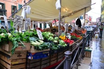 mercat flotant a venecia