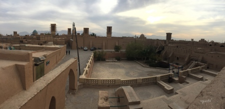 BARRI ANTIC - YAZD – IRAN