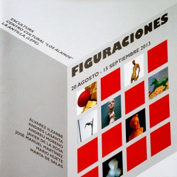"""Group Exhibition """"Figuraciones"""" in La Antilla (Lepe)"""