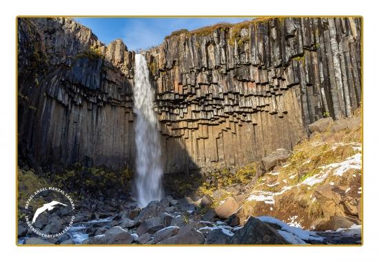 Svartifoss (Islandia)