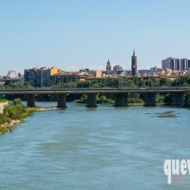 Puente Ebro en Zaragoza