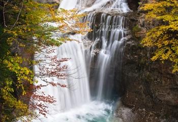 Cascada de la Cueva - Valle de Ordesa