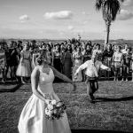 El ramo de la novia. © Booda Fotografía
