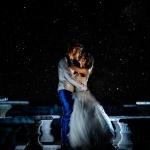 La última foto del día de la boda. © Booda Fotografía