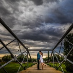 Puente de amor. © Booda Fotografía