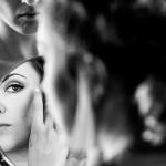 El maquillaje de la novia. © Booda Fotografía
