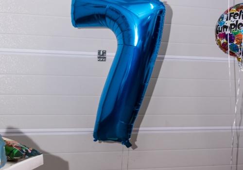 Cumpleaños Omar