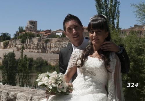 Luis y Cristina