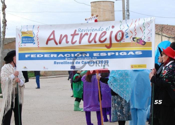 Reviviendo el Antruejo, Revellinos de Campos