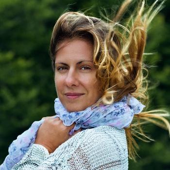 'Winds of hope' - Model: Cristina Ruíz