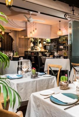 Témpora Restaurant | Commercial restaurante photography in Marbella