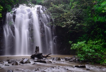 Ellinjaa Falls, Cairns, QLD