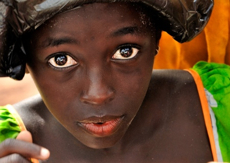 La mirada de África