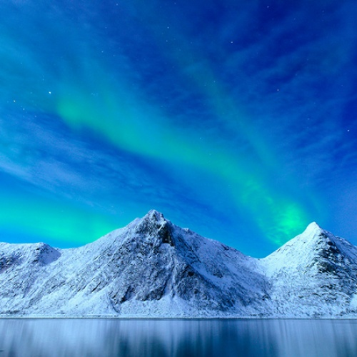 Notes from Senja Island (Norway, 2013)