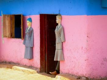 La boutique. Etiopía 2009.