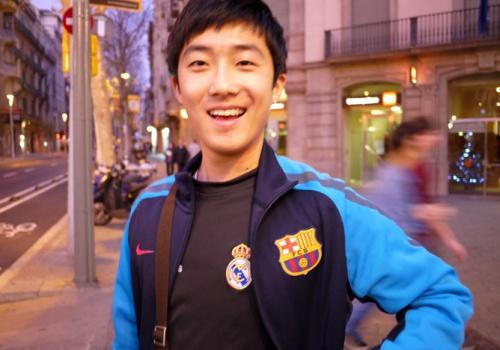 Passejant per Barcelona