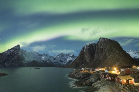 Hamnoy, Norway