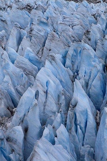 Colony Glacier, Alaska, June 2010.