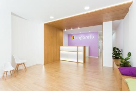 lingoreta, admission, interior photography