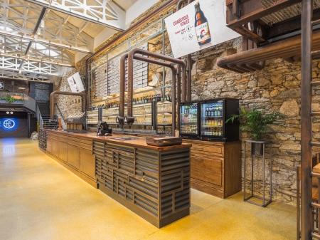 fotografía de interiores, La Galiciana, Estrella Galicia