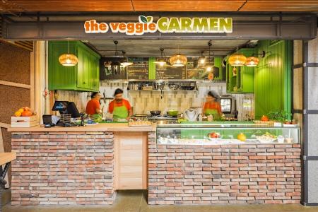 fotografía de interiores, La Galiciana, The veggie Carmen