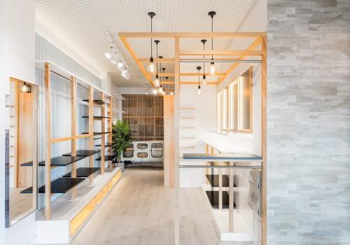 Tienda de moda NORD | Concept Habitat Studio