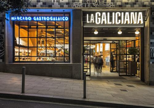 Mercado La Galiciana | Espacio Invisible