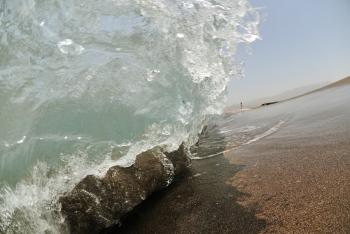 """""""Las olas suavizan los dolores y aumentan la adrenalina"""""""