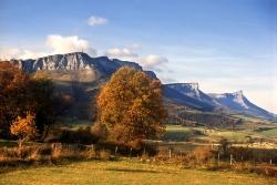 report: Orduña (Bizkaia) - Title:  autumn Mountain Saved (Sierra Salvada)