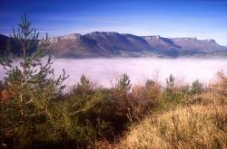 report: Orduña (Bizkaia) - Title: Sea of clouds