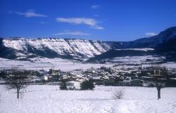 report: Orduña (Bizkaia) - Title: snow Orduña