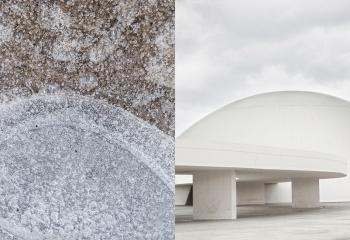 Cupula fotografias de Lara Bisbe perteneciente a la serie Universos