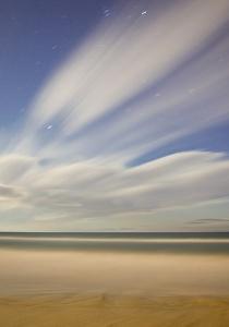 Fotografia nocturna. Platges de l'Aluet