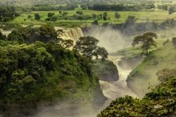 Lago Tana, Nilo Azul Etiopía