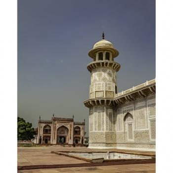 El mausuleo de Itimad-ud-daulad