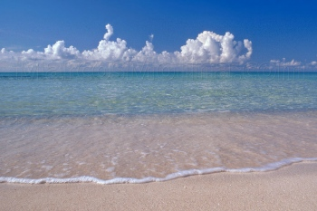 Es Trenc beach, Majorca