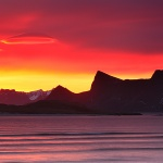 Dawn in Lofoten