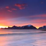 Dawns on Fredvang