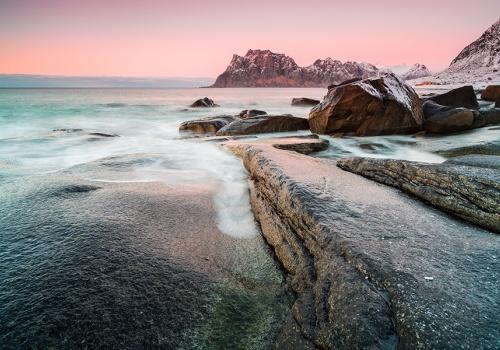 Polar Seascape