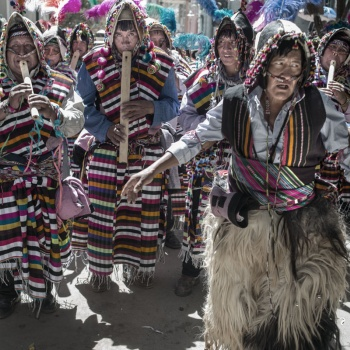 Anata Andino. Oruro. Bolivia
