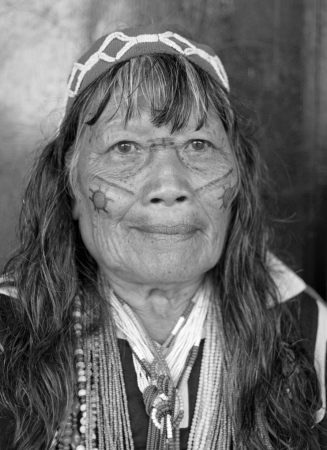 Mujer Maka. Asunción