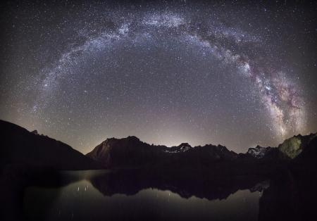 Lac de L'Ouillette, Val d'Isere