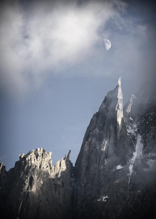 Aiguille de la Republique, Chamonix