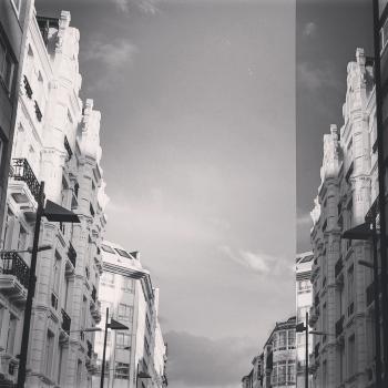 Reflection | 2015 | A Coruña, Spain