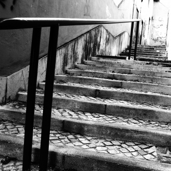 Stairs | 2015 | Lisbon, Portugal