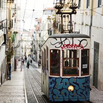 Tram | 2015 | Lisbon, Portugal