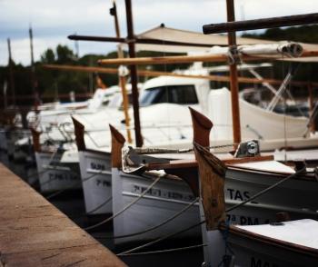 Barcos | 2010 | Portocolom - Mallorca, España