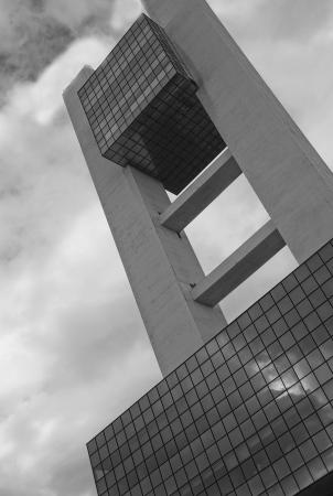 Marine Control Tower | 2011 | A Coruña, Spain