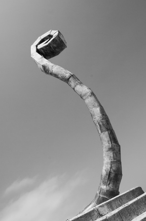 Sculpture | 2014 | Zarautz, Spain