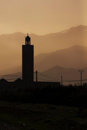Mosque | 2010 | Somewhere of Morocco